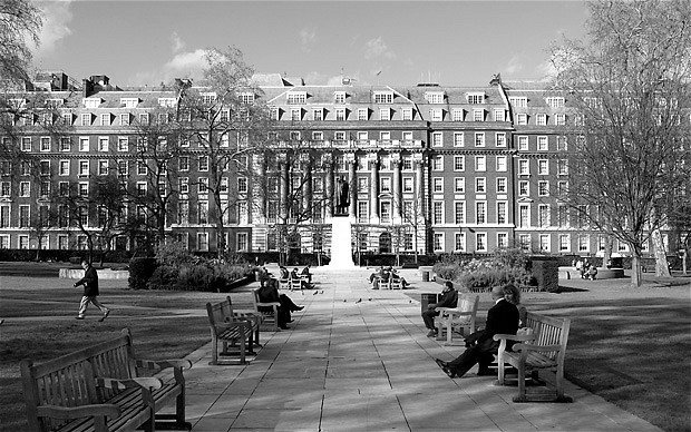 Mayfair, Central London